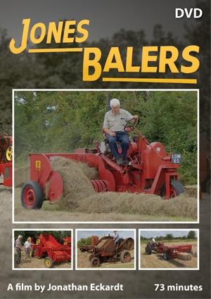 Jones Balers DVD 2020